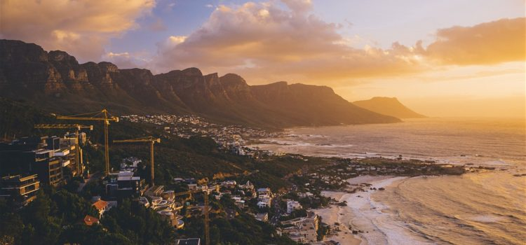 Backpacking in Cape Town